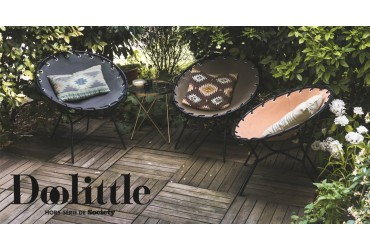 A CHILL summer with our chair Leonie according to DOOLITTLE