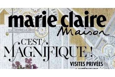 The Pacifik rug is a decObsessions in  Marie Claire Home