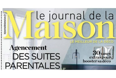 Our Y rug in Le Journal de la Maison